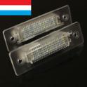 Eclaire-plaque LED Porsche 964 993 986 996