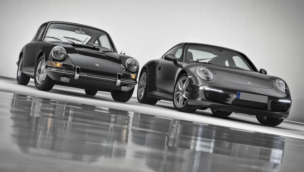 Porsche Flatpower